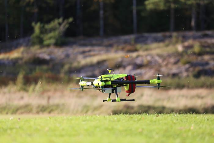 a dronare