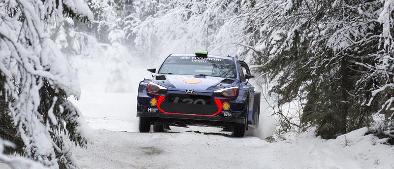 svenska rallyt 2018 resultat